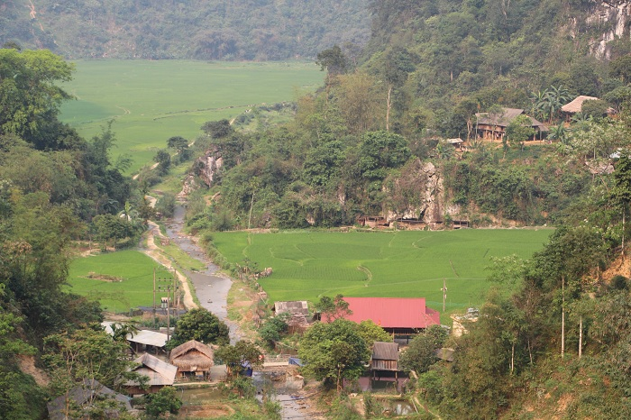 village kho muong route
