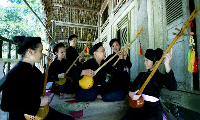 village tha ha giang vietnam chant traditionnel