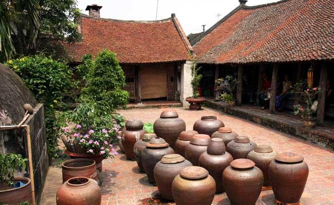 village duong lam specialite visiter hanoi