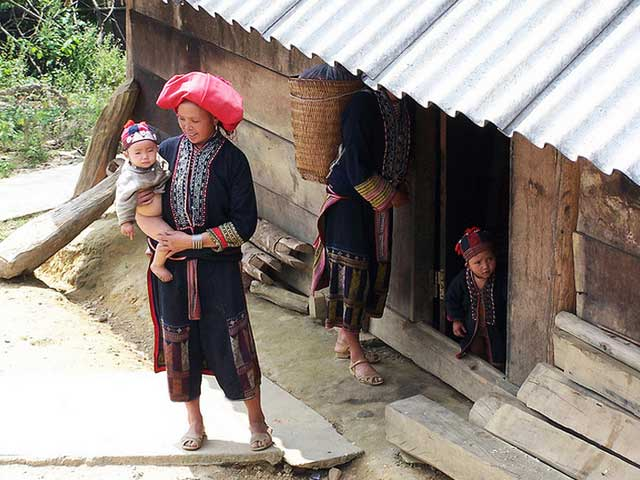 sapa village ta phin