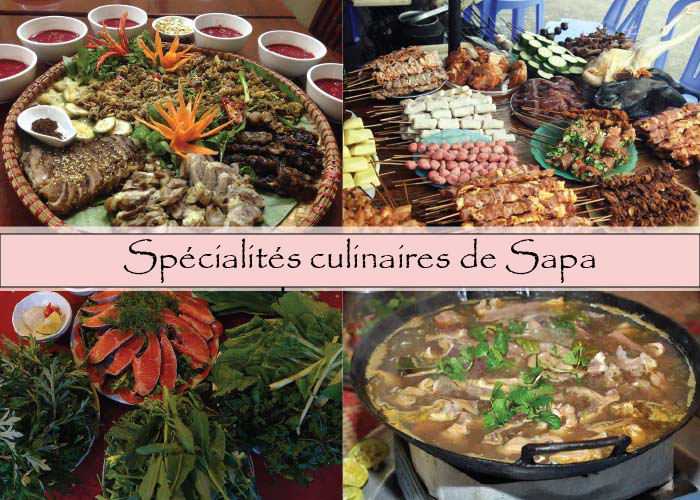 visiter sapa specialites culinaires