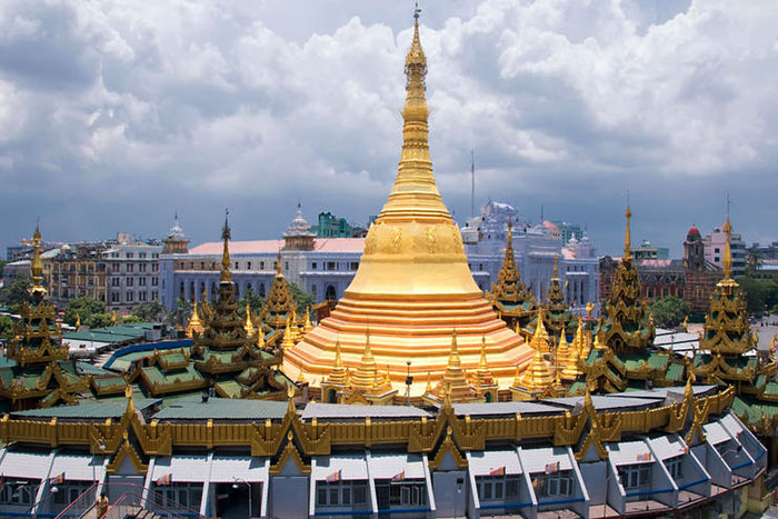 visiter yangon 10 meilleures choses pagode Sule