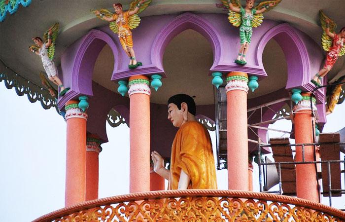 visiter chau doc vietnam pagode