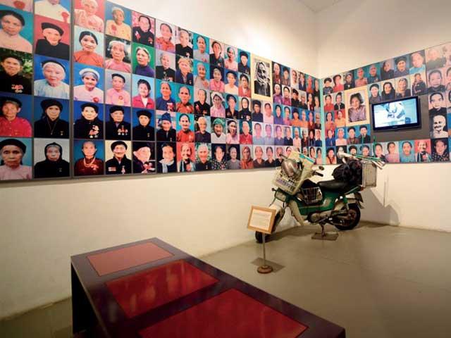 visiter hanoi musee femmes vietnam exposition famille