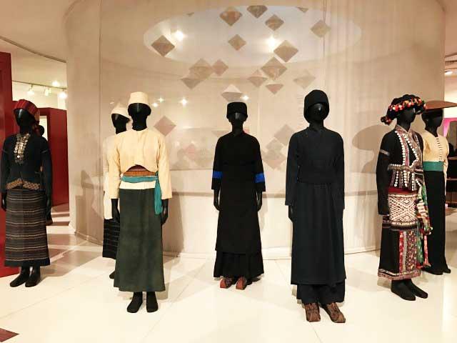 visiter hanoi musee femmes vietnam exposition vestimentaire