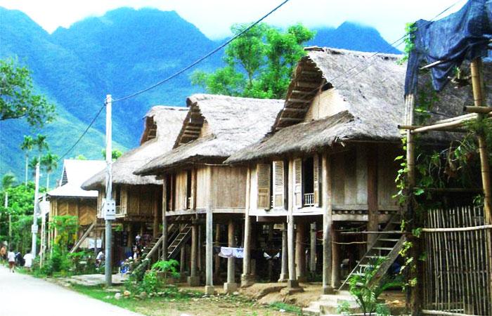 visiter mai chau vietnam village ethnique