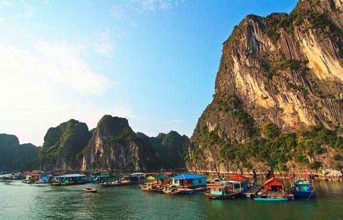 vietnam en mai baie halong